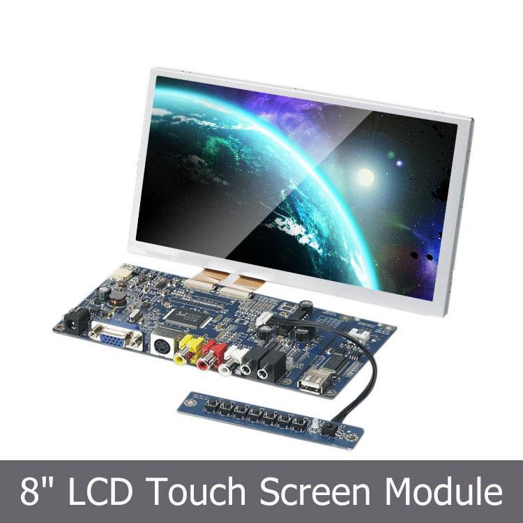8 Inch LCD Touch Screen Module & SKD