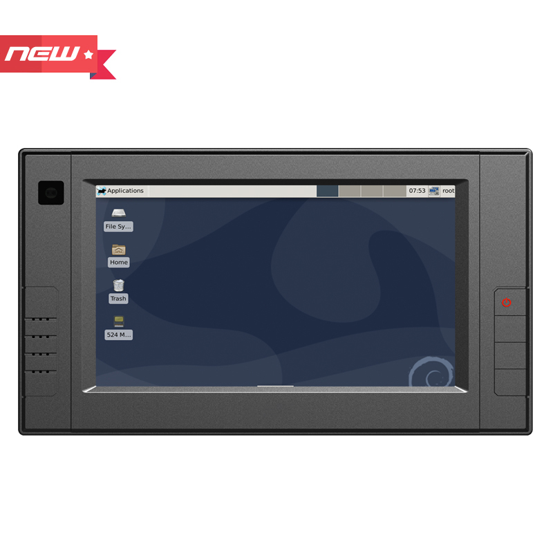 7 Inch  Android Tablet PC for Mobile Data Terminal