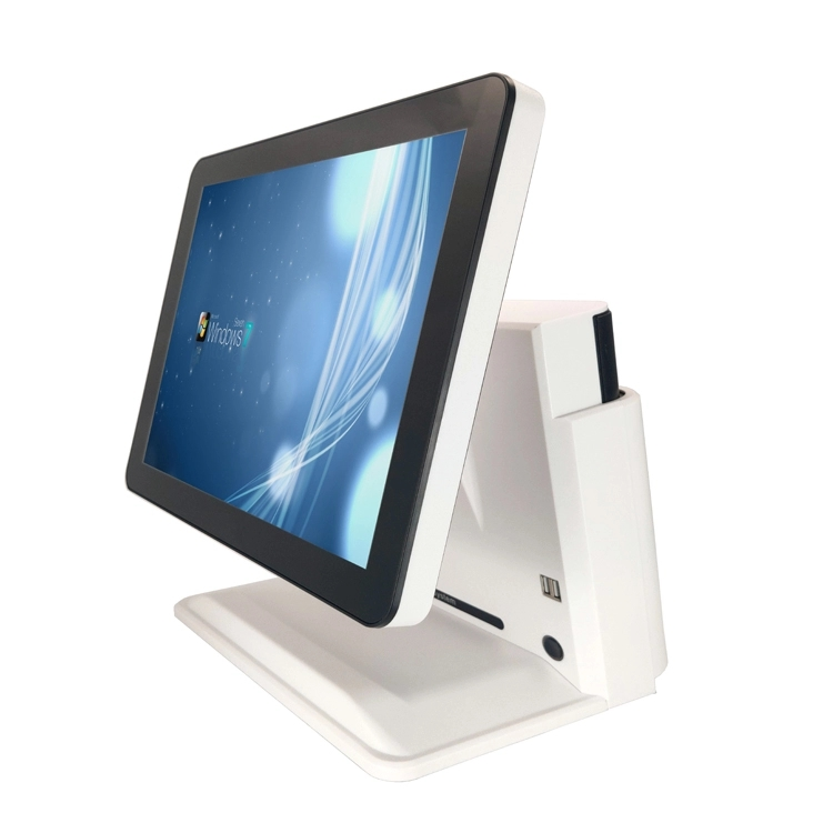 15 inch all in one POS System with touch screen monitor