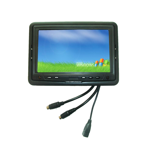 7 Inch LCD Monitors with Touch Screen